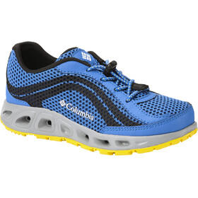 Columbia Drainmaker IV Shoes Children Stormy Blue/Deep Yellow